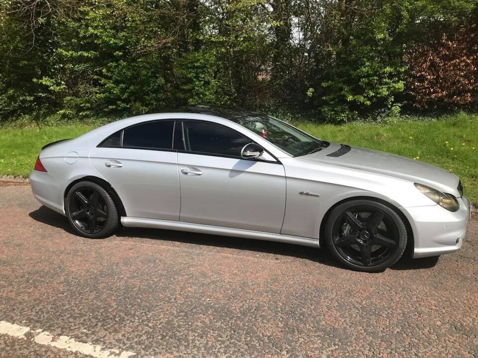 Mercedes Cls 55 Amg 620 Bhp Must See Px Swap