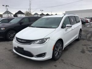 Chrysler Pacifica Limited 2018 CUIR/DVD/NAVI