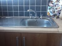 Kitchen/ utility sink for collection near Kinross
