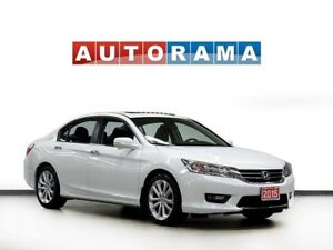 2015 Honda Accord TOURING NAVIGATION BACK UP CAM LEATHER SUNROOF