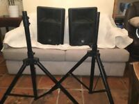 PA Speaker Stands (Heavy Duty)