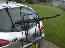 Car cycle carrier/rack