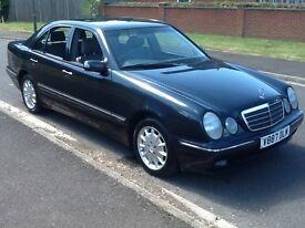 Mercedes-Benz E Class E220 Cdi Elegance (metallic granite) 1999