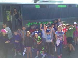 Pokemon Teen PULSE Party Limo Bus 4 Kids! Balga Stirling Area Preview