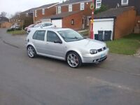Vw Golf Mk4 1.8 Gti Unfinished Project