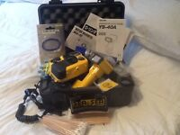 Sea & Sea MX-10 35mm underwater camera with strobe & carrying case