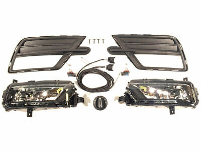 Fog Light Retrofitting Set Kit Complete Set VW Caddy 4 Trendline