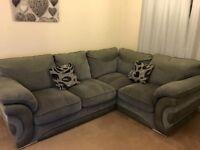 Corner Sofa Bed - Full Back