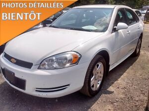 2013 Chevrolet Impala Police Police Package ''Undercover'' ''VGA