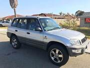 Toyota Rav 4 1998 4X4 ( NEW CLUTCH) Morley Bayswater Area Preview