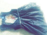 Frozen girls dress