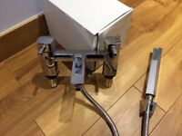 Chrome Bath/Shower Mixer Tap