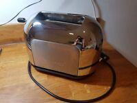 Kenwood TTM330 2-Slice Toaster, 750-900 W, Stainless Steel