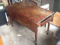 Antique Pembroke table