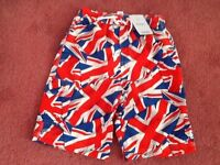 Boys Swimming Shorts Age 9 yrs BNWT