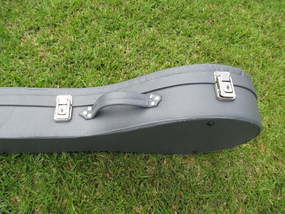 Used - Great Condition A Style Handcarved Mandolin With 8 Strings Hard Case - $399.00