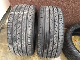 245/40 r18 tyres