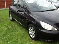 Peugot 307 very good condition