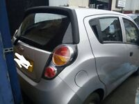 Chevrolet spark to fix or scrap. price ONO