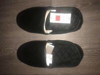M&S brand new men's leather slippers