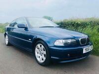 BMW 320ci 2001 6 cylinder