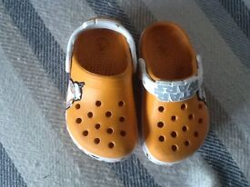 Real crocs from america