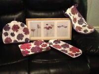 Kitchen accessories Mulberry Flower.