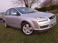 2007 Ford Focus Style (125) **1 Years MOT*