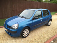 RENAULT CLIO 1.2 EXPRESSION **58,000 MILES....NOT THE USUAL RUBBISH**