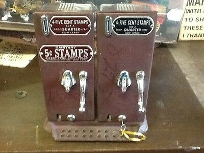 Antique Stamp Machine