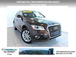 2013 Audi Q5 2.0L Premium TOIT PANO QUATTRO