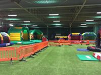 Bouncy Castle Expo - Biggest Sale Ever - Over 75 units on sale this weekend-Great Savings to be made