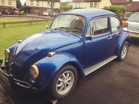 1977 VW Beetle