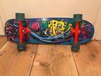 Mishka x Spongebob (L'Mour Supreme) Crusier Deck Skateboard