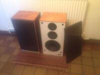 Pioneer CS-790 3-way speakers
