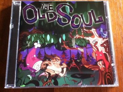 The Old Soul 2004 Indie Cd Canadian Release Beach Boys Smile