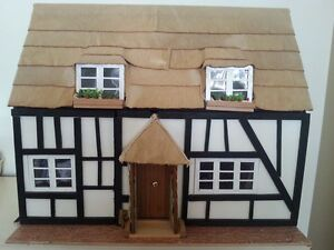 Thatched Cottage Dolls House Iluka Joondalup Area Preview