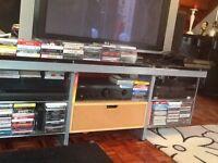 Large tv entertainment unit