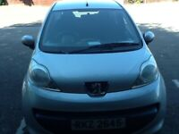 Peugeot, 107, Hatchback, 2006, Manual, 998 (cc), 3 doors
