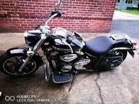 Yamaha xvs950