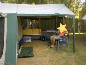 Oztrail camper trailer 6 Speers Point Lake Macquarie Area Preview