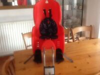 £20 Kids bike seat with all fittings buyer collect