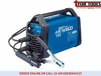 Draper 160A 230V Gas/Gasless Turbo MIG Welder