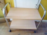 serving trolley for sale