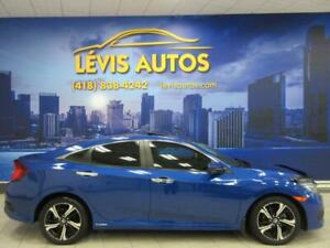 2016 Honda Civic TOURING CUIR TOIT OUVRANT GPS 34900 KM