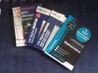 Higher Maths Text Books