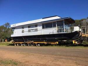 Houseboat 50ft - twin hull and fully self contained North Ward Townsville City Preview
