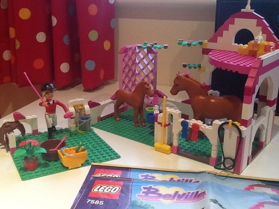 Lego Belville Horse And Stable Set In Leeds West Yorkshire Gumtree
