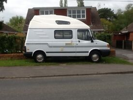 LDV PILOT 200 2 BERTH CAMPER-VAN (professional conversion)