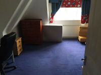 Large Quiet Double Bedroom/Sitting Room Space 600PM Inc. Bills and Wifi NW11 Northern Line/Buses